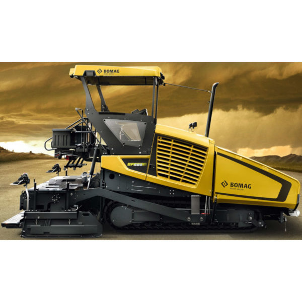 Bomag BF600C