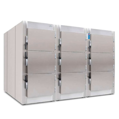 Matachana Modular Mortuary Cabinets