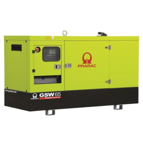 Pramac Generator GSW65P