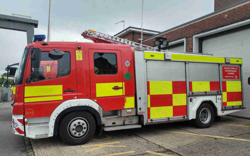Fire Engine 10000litres
